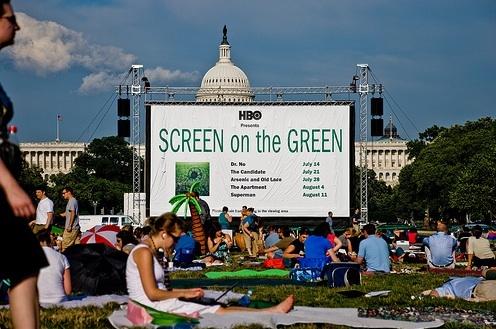 Screen on the Green - Source BeliefNet