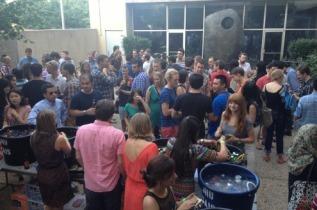 SAIS Happy Hour / Student Club Fair [Friday, 9/5, 5:30pm,DC]