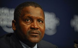 "Nigerian business magnate Aliko Dangote, the wealthiest man in Africa, will deliver the keynote address for this week's two-day conference ""The Politics of Economic Growth and Social Inclusion in Africa."""