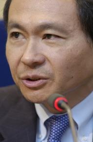 Francis Fukuyama, former SAISprofessor