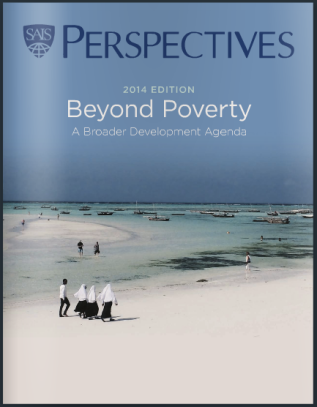 SAIS Perspectives Ready to Launch with a NewLook