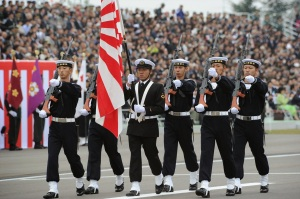 Normalizing Japan's military can help revitalize Japanese foreign policy. (Wikimedia Commons)