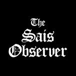SAIS Observer Logo Black